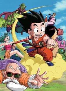 21055 Dragon Ball Dublado Episódios