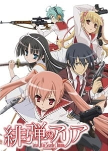 Hidan No Aria Season 1 Subtitle Indonesia BD MP4 ~ ANIME