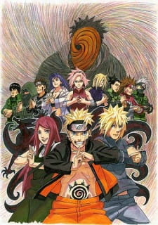 Naruto Shippuuden Movie 6 - Road to Ninja - Naruto Shippuuden Movie 6 - Đường Đến Ninja