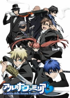 Arcana Famiglia