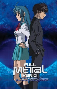 Full Metal Panic! The Second Raid Episode 000