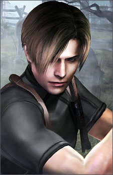 Leon Scott Kennedy