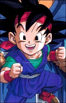 Gokuu Jr. Son