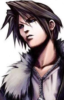 Squall Leonhart - MyAnimeList.net Final Fantasy Rinoa And Squall