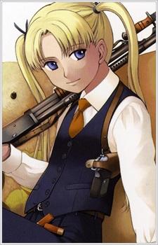 [MANGA/ANIME] Gunslinger Girl 168889