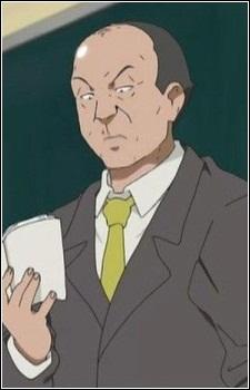 Professor Hagashima