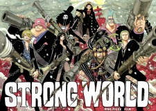 One Piece Strong World 0