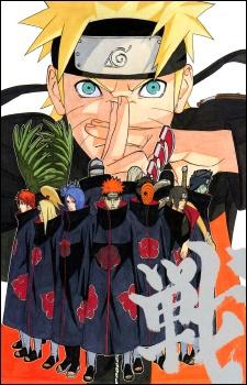 [Manga] Naruto vs Dragon Ball 37552