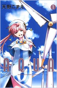 Aqua Book Cover
