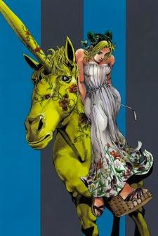 Jolyne, Gucci de Tobu (徐倫、GUCCIで飛ぶ) Book Cover
