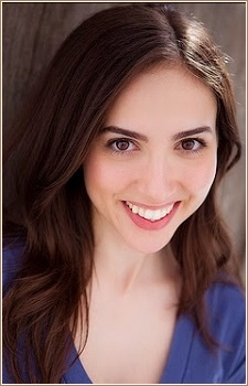 Eden Riegel anime