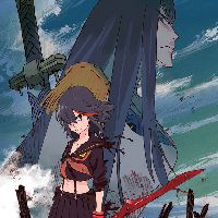 Kill la Kill: Disrobed and Bare