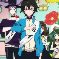 Gatchaman Crowds: A Sentai show with something to say