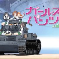 Girls Und Panzer Characters