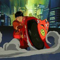 Cyberpunk in the Art of Akira