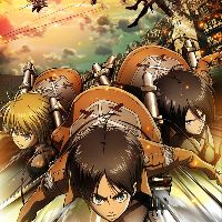 Three Army Regiments in Attack on Titan