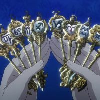 The Celestial Keys of Fairy Tail