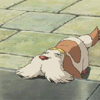 Howl's Moving Castle's Heen: the Dog that Tries