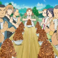 How Silver Spoon Characters Can Keep Eating Meat