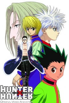 Hunter x Hunter: Yorkshin City Kanketsu-hen, Hunter x Hunter OVA,  ハンターxハンター ヨークシンシティー完結編