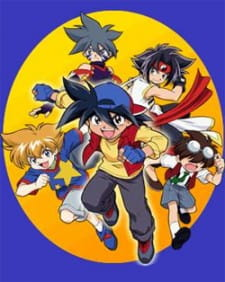 Beyblade V Force - Dublado