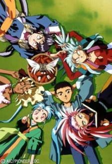 Tenchi Muyo! Ryo-Ohki, Tenchi Muyo! Ryo-Ohki,  Tenchi Muyou! Ryououki (1994),  天地無用!魎皇鬼