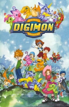 Digimon Adventure - Dublado