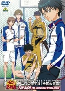 Tennis no Ouji-sama: Zenkoku Taikai-hen - Final picture