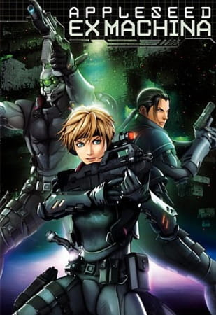 Appleseed: Ex Machina, Appleseed: Ex Machina,  Appleseed 2, Appleseed 2007,  エクスマキナ