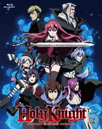 Cover Holy Knight