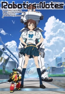Robotics;Notes Subtitle Indonesia