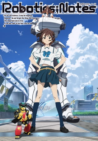 Robotics;Notes, Robotics;Notes,  ロボティクス・ノーツ