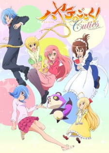 Nonton Hayate no Gotoku! Cuties Subtitle Indonesia Streaming Gratis Online
