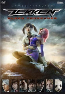 anime_Tekken : Blood Vengeance