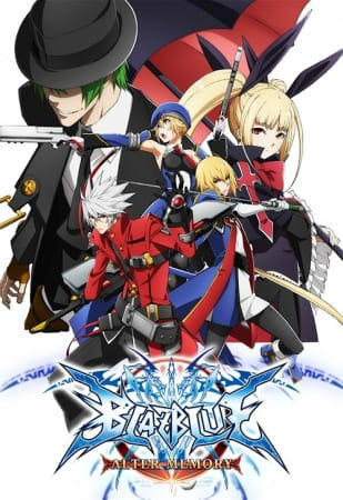 BlazBlue: Alter Memory (2013) poster