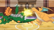 Pokemon Best Wishes! Season 2: Decolora Adventure - Iris vs. Ibuki! Dragon Master e no Michi!!