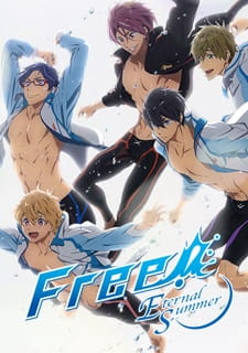 Nonton Free!: Eternal Summer Subtitle Indonesia Streaming Gratis Online