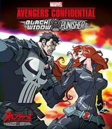 Marvel Avengers Confidential: Black Widow & Punisher (Dub)