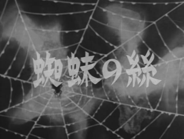 Spider Silk, Spider Silk,  蜘蛛の糸