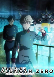 aldnoahzero 2nd season