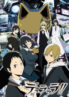 Durarara!! BD Batch Subtitle Indonesia | www.batchnime.zone.id
