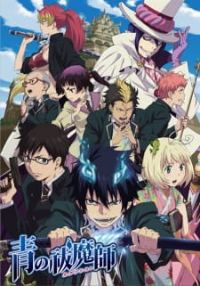 Nonton Ao no Exorcist Subtitle Indonesia Streaming Gratis Online