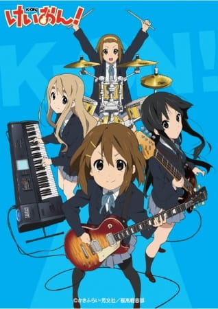 K-On!, K-ON!,  Keion, K-ON! Season 1,  けいおん!
