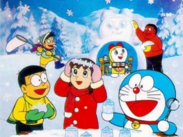 Doraemon: It's New Year!, Oshougatsu da yo! Doraemon,  お正月だよ!ドラえもん