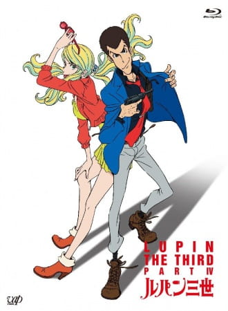 Lupin the Third, Lupin the Third,  Lupin III: Part IV - Specials, Lupin Sansei (2015) Specials, Venice of the Dead, Nonstop Rendezvous,  ルパン三世