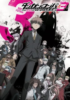 Nonton Danganronpa 3: The End of Kibougamine Gakuen - Mirai-hen Subtitle Indonesia Streaming Gratis Online