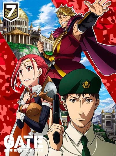 Gate Jieitai Kanochi Nite Kaku Tatakaeri 2nd Season Pictures Myanimelist Net