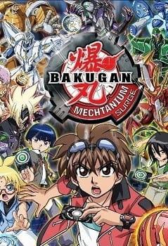 Cover Bakugan: Mechtanium Surge