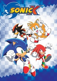 Sonic X picture