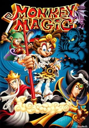 Cover Monkey Magic